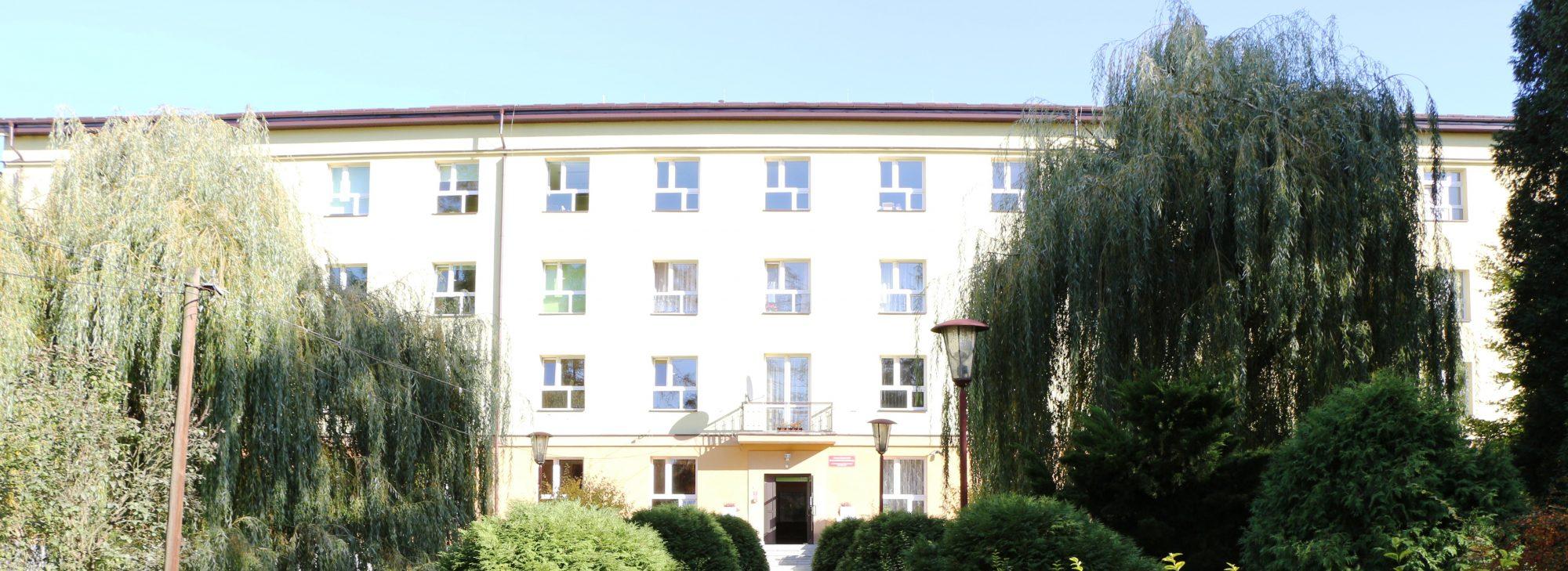Internat Zespołu Szkół Centrum Kształcenia Rolniczego w Sandomierzu